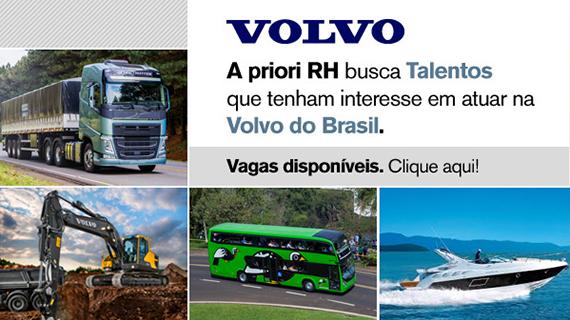 Vagas Volvo